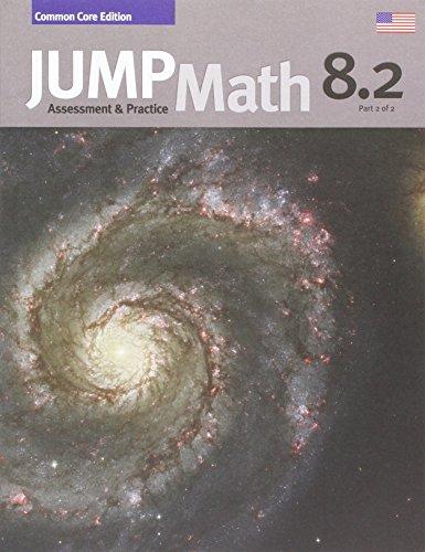 JUMP Math CC AP Book 8.2: Common Core Edition
