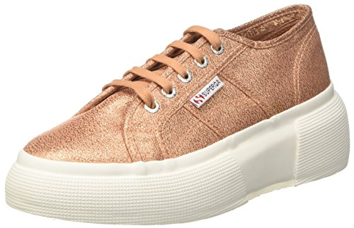 Sneaker 2287 Gold Superga Rose Lamew Donna xE1wqCwp