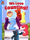 img - for We Love Counting! (Bear in the Big Blue House (Paperback Simon & Schuster)) book / textbook / text book
