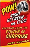 Pow! Right Between the Eyes!, Andy Nulman, 0470405503