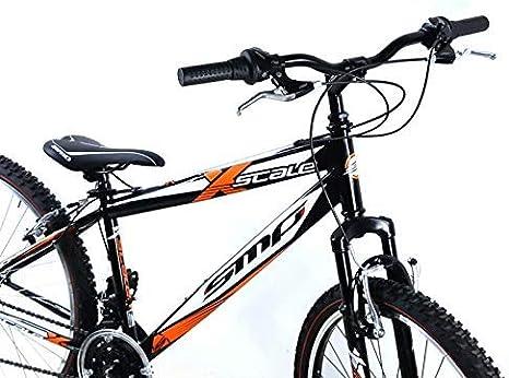 SMP bicicleta MTB Mountain Bike Acero 24 X-Scale