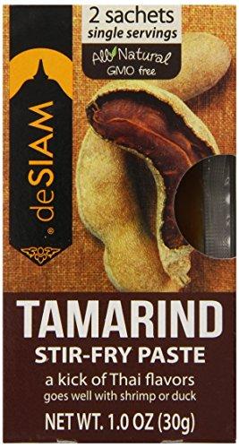 Desiam Stir Fry Paste, Tamarind, 1 Ounce