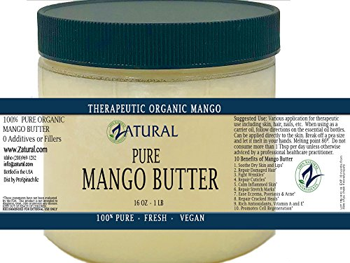 Organic Mango Butter 2 Available Food Cosmetic