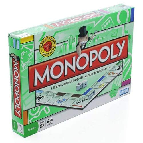 Buy version of monopoly