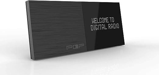 Pop Adapter Dab Upgrade Adapter Dab Fm W Line In Elektronik