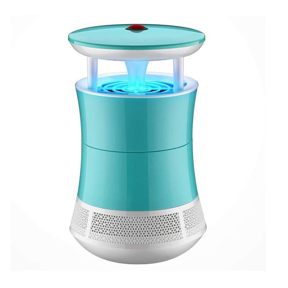 Inhaliert USB-Schwarze Moskito-Mörderfallen Innen-LED-Anti-Moskito-Lampe Für Hotel-Restaurant-Haus,Blau
