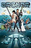 "Archer (TV) - 11"" x 17"" inches TV Poster - Style K This is not the Movie or DVD!"