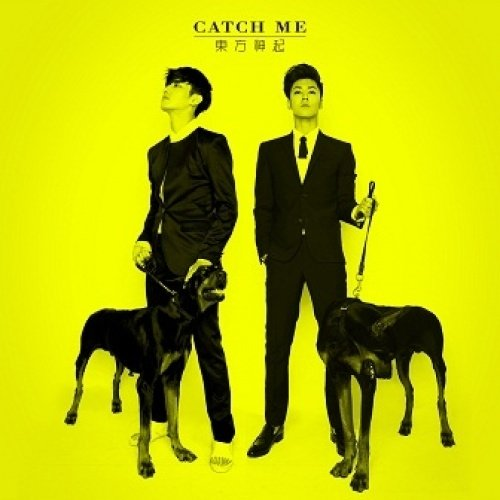CD : Tohoshinki - Catch Me (CD)