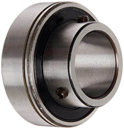 Inch Bearings Sealed (The General 7616 DL Extra Light Extended Inner Ring Bearing, Double Sealed, No Snap Ring, Inch, 1