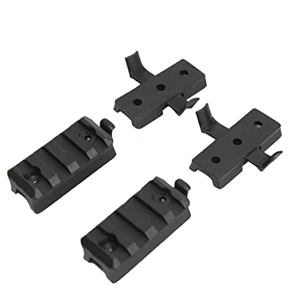 Pottery & Glass 1 Set Helmet Side Rail Mount Guide Camera Holder Adapter Fast Helmets Outdoor Accessories Tools New