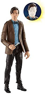 """Doctor Who Eleventh 11th Doctor  action figure 5.5/"""" old #F7"""