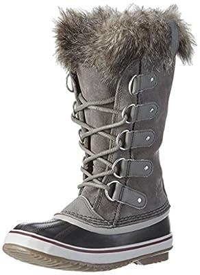 Sorel Women's Joan Of Arctic Boot (9.5 B(M) US / 40-41 EUR, Quarry / Black)