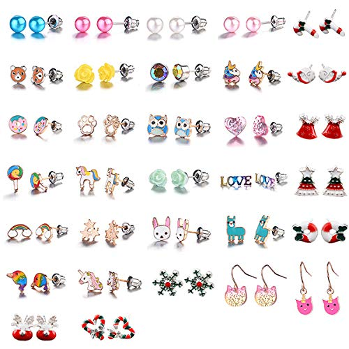 Hypoallergenic Earrings for Girls Kids