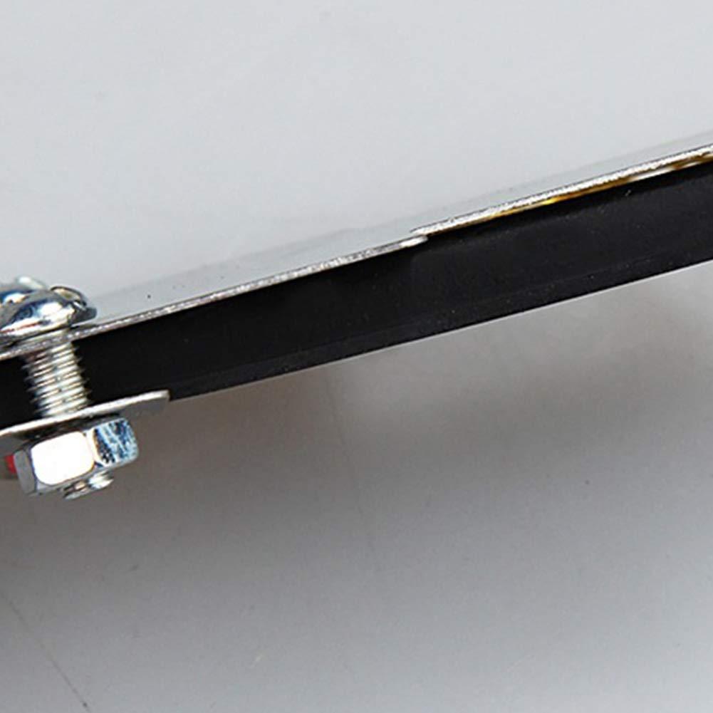 Auto Flex Strip Auto Antistatisch Erde Boden Draht Band Metall Boden G/ürtel verhindert antistatisch Auto elektrostatisch Gurt Canceller