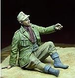 D-day Miniature 1:35 Afrikakorps POW North Africa 1941-43 - Resin Figure #35057