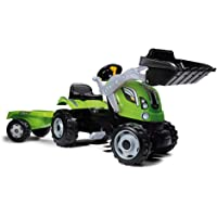 Smoby 710109 Farmer Max Tractor a pedales