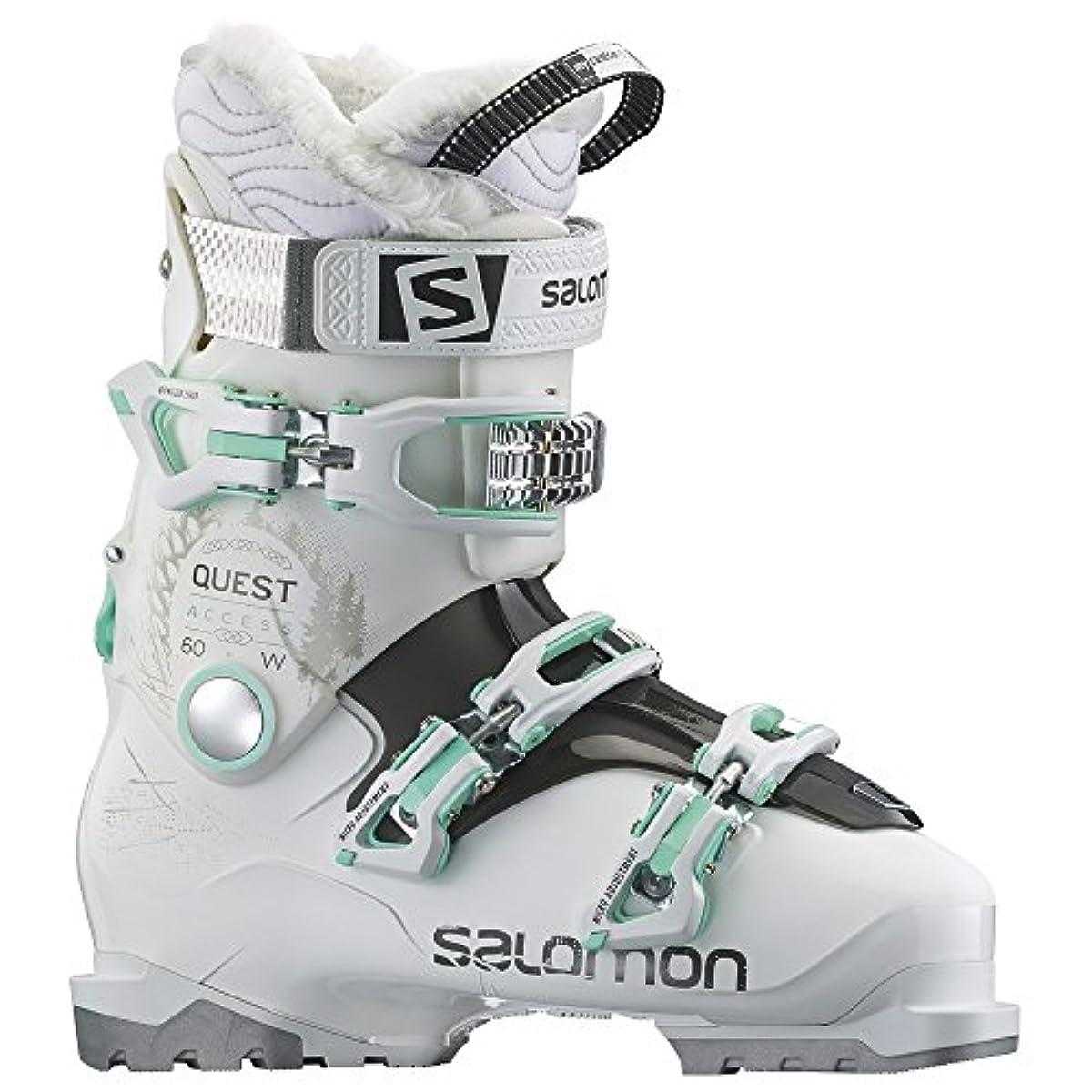 [해외] SALOMON살로몬 QUEST ACCESS 60 W 스키화 레이디스 올라운드 L37814600