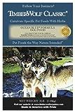 TimberWolf Ocean Blue Classic Formula Dry Dog Food- 3 Lbs.