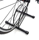 Fahrradständer Fahrradparkplatz Ständer /// REIFENBREITE VERSTELLBAR ///