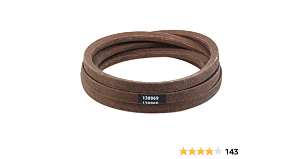 SEARS AYP 124293 Replacement V-Belt Made With Aramid WEED EATER 142686
