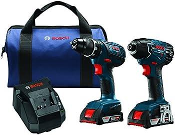 Bosch CLPK232A-181 18V Two Tool Combo Kit