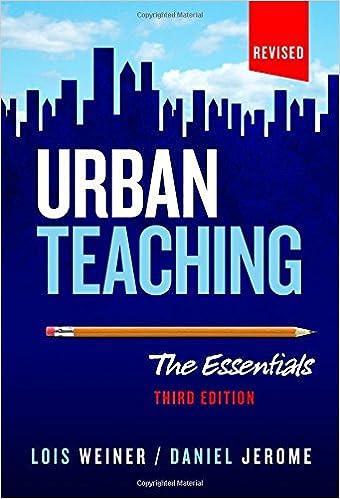 Urban Teaching: The Essentials, Revised Edition