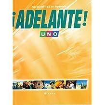Adelante! Uno: An Invitation to Spanish (English and Spanish Edition)