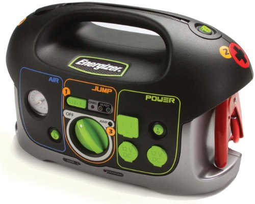 Energizer 84020 12V All-In-One Car Jump Starter Review