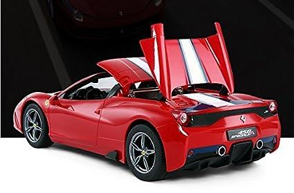 Ferrari 458 Speciale >> 1 14 Scale Ferrari 458 Speciale A Radio Remote Control Model Car R C Rtr Auto Open Close Roof Convertible Push Button