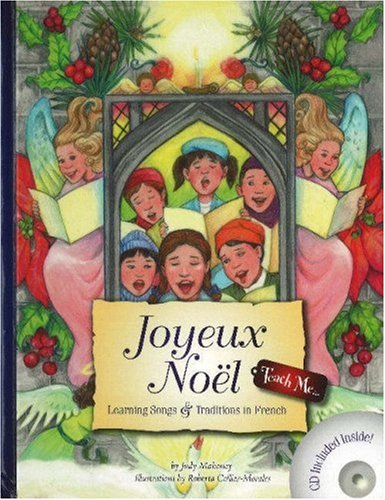 Joyeux Noel: Learning Songs and Traditions in French