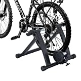 Indoor Exercise Bicycle Trainer Magnetic 5 level Resistance Stand Stationary