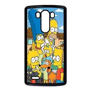 LG G3 Phone Case The Simpson 19C14007