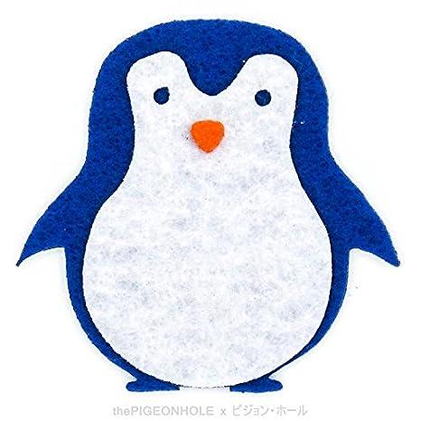 Animal Crossing.] resistente pingüino (azul, blanco) - Lana de ...