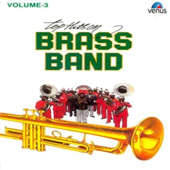 Top Hits on Brass Band, Vol  3 (Instrumental) by Various artists on