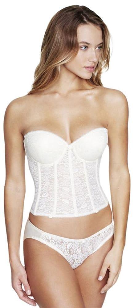 dc14d599c85 Dominique Push-up Bridal Strapless Brasselette Style 7759 at Amazon Women s  Clothing store