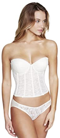 5230abdf09a11 Dominique Push-up Bridal Strapless Brasselette Style 7759 at Amazon ...