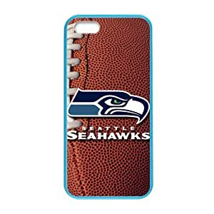 NFL of SEAHAWKS Custom Colorful Case For Ipod Touch 4 Cover Case