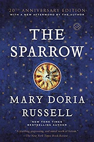 book cover of The Sparrow