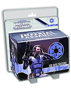 Star Wars: Imperial Assault: ISB Infiltrators Strategy Game