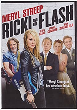 RICKI AND THE FLASH DVD / DVD