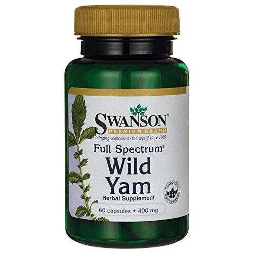 Swanson Full Spectrum Wild Caps