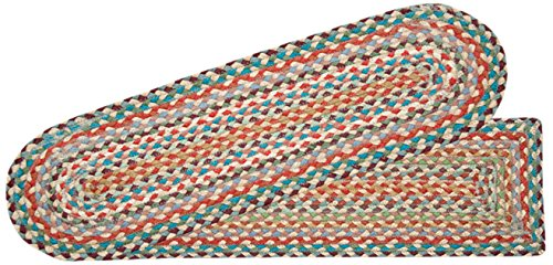 (Earth Rugs 19-328 Stair Tread 8.25 x 27 Multicolor)