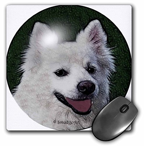 Art Designs - American Eskimo Dog - MousePad (mp_8144_1) ()