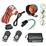 Talking Human Voice Central Locking Car Alarm and Immobiliser Advanced Latest Model