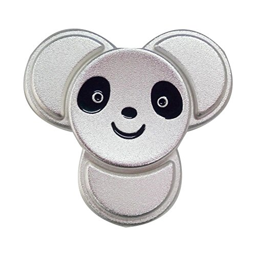 MULGORE Fidget Spinner Spinner à main Jouets Hot Explosion 2017 High Speed 1-5 Min Spins Panda Style Best Novelty Spinning Top for Made with Premium Quality