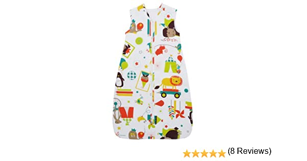 Grobag Saco de dormir para niños Carnaval (2,5 Tog 6 – 10 años)