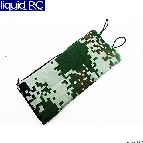 Digital Racing Scale (Hot Racing ACC58CJ05 1: 10 Scale Special Forces Digital Camouflage Sleeping Bag)