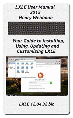 LXLE User Manual 2012 Pdf