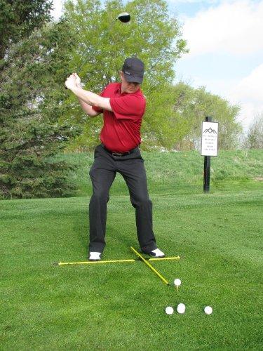 EyeLine Golf Practice T Alignment Rod System by EyeLine Golf (Image #3)