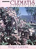 Amazon / Hyland House: Growing Clematis (Bridget Gubbins)